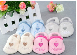 Soft Baby First walkers Shoes Socks Infant Socks Boys 36 pairs lot #2191