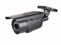 Wholesale CCTV Security Sony Effio E TVL waterpfoof IR day and night CCD Camera with LED with OSD Controller