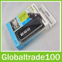 best bluetooth speakerphone - Best Car Styling Bluetooth Handsfree Kit Multipoint Speakerphone V3 Sun Visor Clip Free DHL Shipping