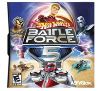 Wholesale New Arrivel Game Card HOT WHEELS BATTLE FORCE for DS DSI DSIXL DS Console Game