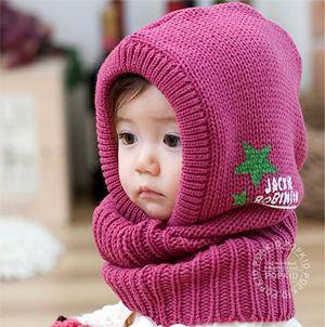 Crochet Knit Beanie Lovely Alpaca Baby's Cap Hat Pattern For Toddler