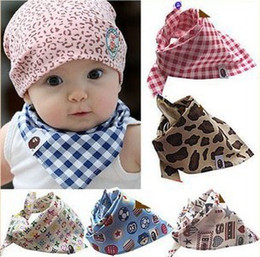 Baby burp cloths Saliva towel triangle turban Scarf bib. 50pcs....