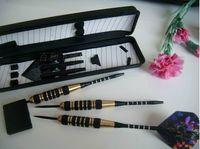 Wholesale Beautiful senior dart needle copper plating black nickel break resistant hard dart