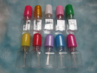 Wholesale China Warehouse Motley Empty Plastic Nail Polish Bottle Nail Polish Container Bottle ml Add Trade