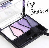 Wholesale UOUO Color Palltte Model Make up Brush Cosmetic Eye Shadow Beauty Products JC8218