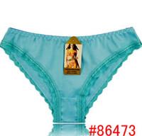 Wholesale Women s sexy lace underwears cotton briefs soft panties colorful