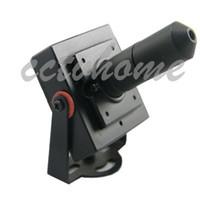 Indoor CMOS  600TVL High Resolution Mini CMOS Security Video 30mm Pinhole Lens Color Camera