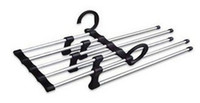 Wholesale Magic trousers hanger rack multifunction pants hanger rack in one drop shipping