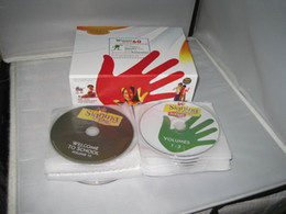 Wholesale 30pcs DHL New The Baby Signing Time Full Collection disk Music CD nice