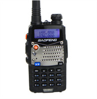 Wholesale BAOFENG UV RA Dual Band Walkie Talkie UHF VHF DTMF VOX IP65 Waterproof Handheld A0888A