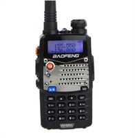 Civilian radio uhf radio portable - Hot Sale Portable CB Radio IP65 Waterproof Intercome UHF VHF DTMF VOX Offset Handheld Walkie Talkie A0888A