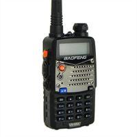 Wholesale Dual Band Walkie Talkie Baofeng BF UV5RA UHF VHF DTMF VOX Offset IP65 Waterproof Portable Two Way Radio A0888A