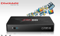 Wholesale P4P P Full HD Internet TV Box Network Set top Box Media Player HDMI HDD Player Diyomate X6II