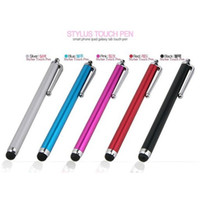 Wholesale Capacitive Stylus pen touch pen Touch Pen for Mobile Phone Tablet PC