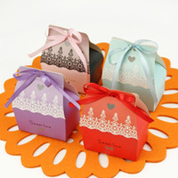 Favor Boxes Pink Paper Wedding favor boxes gift paper bags candy boxes pattern wedding candy box 200pcs lot