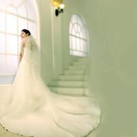 Wholesale Hot New Wedding Dress Fashion Elegant Bind Belt Wedding M Long Pulling End Dress Weddings Events