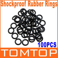 Wholesale 10sets set Tattoo Supplies Shockproof Rubber O rings for Tattoo Machine gun H8772