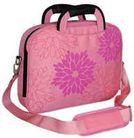 Wholesale FreeShip pc Waterproof Fashion Ladies Laptop Bag Briefcase Carrying Bag inch Shoulder Bag