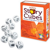 Wholesale Rory s Story Cubes Tell a story Talk box Tell a story of the dice STORY CUBE