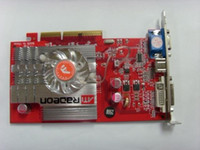 Wholesale New ATI Radeon MB DDR2 Memory AGP DVI S Video VGA Video Graphics Card