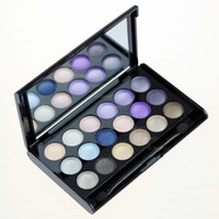 18 Colors palette 18 color - Fashion UOUO Color Eyeshadow Palette Shadow Box Beauty Makeup Cosmetics JC8224