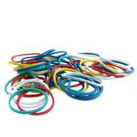 Wholesale Tattoo Supplies set Colorful Rubber Bands for Tattoo Machine Gun H8775