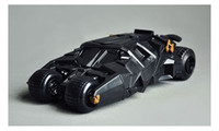 Wholesale Batmobile tumbler batman vehicle the dark knight toy balck car toys