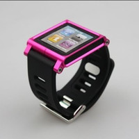 Wholesale Luna Tik Watchbands For iPod Watch Bands For Nano Watches Kits iPod Watches Kits SB21A