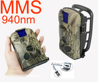 Ltl bellota 5210MM 940NM Blue LEDs 12MP MMS escudriñamiento de la cámara infrarroja GSM caza Trail fauna Cámara