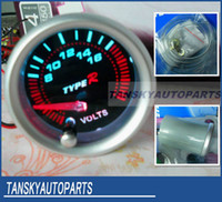 Wholesale 2 quot mm COLOR VOLT GAUGE TK C7701
