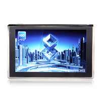 Wholesale 7 inch GPS navigation car GPS navigator WIN CE dual core CPU MHz