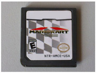 Wholesale Mario Kart for DS DSI DSIXL DS Game Card Videro Game Cartridge