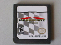 Wholesale Hot selling brand New Mario Kart Game for DS DSI NDSL DS console games