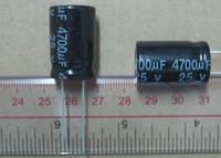 Wholesale New Radial Aluminum Electrolytic Capacitor V uF c