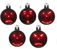 Wholesale Motor lamp auto lamp animated emoticons warning lights Jushi car accessories