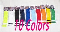 Wholesale Soccer Socks colors Football Sock Cotton Game Stockings New Football Equipment
