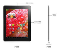 Wholesale Onda V971 Dual Core GB inch IPS Android Dual camera Tablet PC AB1993