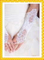 Wholesale CUSTOM MADE Flowergirl Elbow Length Ladies Dress dresses Gloves glove