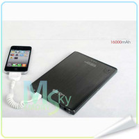 Wholesale Power Bank Universal External Laptop Notebook cell phone camera portable Battery Power mAh PC