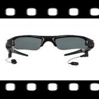 Wholesale MP3 Sunglasses Camera Support TF Card GB