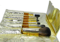Wholesale Professional Cosmetic Brush Sets color Good Quality Cheap Makeup Bag
