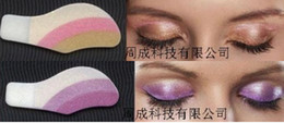 Wholesale 60 Pairs BOX Professional Looking Eye Instant eyeshadow Fashion magic eyes eye sticker tattoos