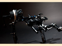 Wholesale TILTA III HDSLR Follow Focus Kit Rig System Offset Shoulder Rig w kg Counter Weight