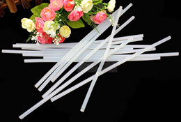 Wholesale New Arrival mm length mm diameter hot melt glue sticks Clear Keratin Glue Stickers