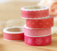 Wholesale New arrive hight quality japanese washi paper masking tape