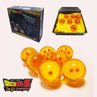 Wholesale Animation DragonBall Stars Crystal Ball Set of New In Box Dragon Ball Z Complete set toys