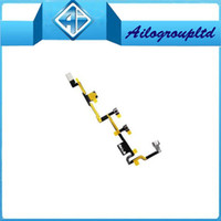 Wholesale For iPad Power Cable Volume Control Switch Flex Cable Ribbon