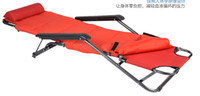 Yes   Hot sale outdoor folding chair Multifunctional deck beach chair portable recreational chair D3