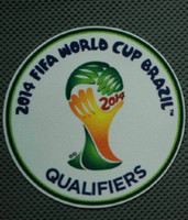 Wholesale Brazil World Cup Qualifiers national team Soccer Patch