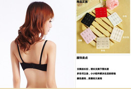 Wholesale Freeshipping Bra Extenders bra straps extender hooks and hooks mix